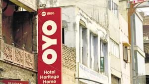The backlash against Oyo - while limited to a small share of the more than 10,000 hotel owners in India who work with it - comes at a crucial time for an emerging-market unicorn valued at $10 billion and its major investor.(Ramesh Pathania/ HT Photo)