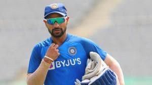 File image of India cricketer Shikhar Dhawan.(Keshav Singh / Hindustan Times)