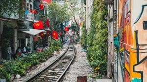 Off the rails: Hanoi shuts down trackside cafes thronged by selfie-seeking tourists