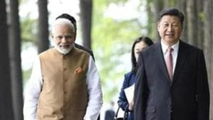 Indian Prime Minister Narendra Modi and Chinese President Xi Jinping will meet in Chennai on October 11-12.(AP File)