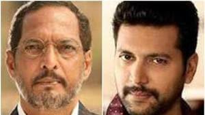 Nana Patekar lands a crucial role in Jayam Ravi's next film