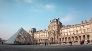 Louvre opens huge outpost to protect art from flooding