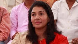 Anju Bobby George is the only Indian to win a medal at the World Athletics Championships(AMAL KS / HINDUSTAN TIMES)