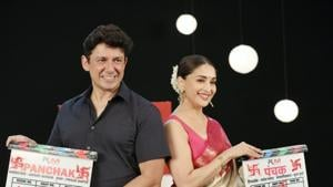 Panchak: Madhuri Dixit announces new Marathi production on superstitions. See pics
