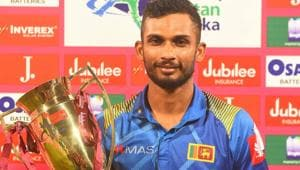 A second-string Sri Lanka team dominated the no.1 ranked team in all the three T20Is.(Sri Lanka Cricket / Twitter)