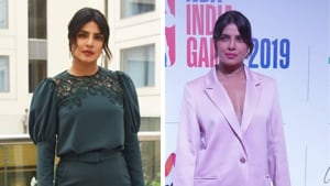 Priyanka Chopra rocks solid colours for The Sky Is Pink promotions, get inspired