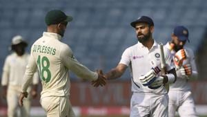'Can only admire from a distance,' SA captain Du Plessis lauds Virat Kohi
