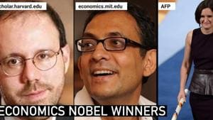 Indian-American Abhijit Banerjee among 3 awarded 2019 Economics Nobel