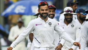 Virat Kohli only behind Steve Waugh, Ricky Ponting in elite captaincy list