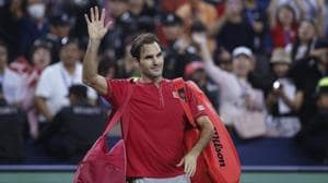 Roger Federer will compete for men's singles gold at next year's Tokyo Olympics