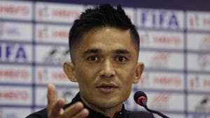Continuity from Constantine to Stimac helped: Chhetri