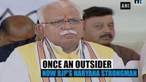 Manohar Lal Khattar: Once an outsider, now BJP'S Haryana strongman