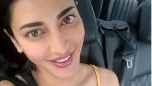 Shruti Haasan says she isn't an alcoholic, her 'being sober' statement was blown out of proportion