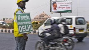 Two-wheelers to be exempted again from Delhi's odd-even drive