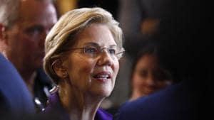 Elizabeth Warren pummeled in debate as new front-runner