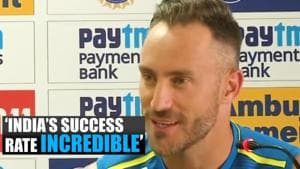 India Vs South Africa: Need to be competitive in 3rd Test: Faf Du Plessis