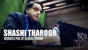 'Frankly absurd': Congress MP Shashi Tharoor rebukes Pak at global forum