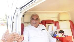 Congress strongman BS Hooda in top gear after fresh 'josh' of supporters