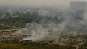 Even as pollution rises, Gurugram least polluted city in NCR