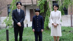 Japan only allows males to ascend the ancient Chrysanthemum Throne and changes to the succession law are anathema to conservatives backing Prime Minister Shinzo Abe.(Reuters Photo)