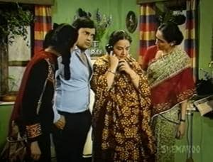 A scene from Yeh Jo Hai Zindagi, which captured middle-class life with subtle but memorable humour.