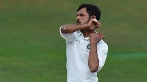 Ranchi Test: Nadeem joins squad as Kuldeep complains of shoulder pain