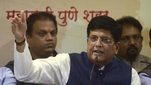 'I congratulate Abhijit Banerjee, but his views...': Piyush Goyal on Nobel winner