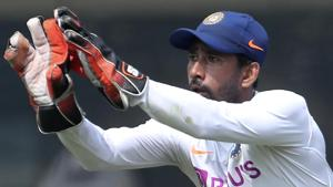 Saha explains relationship with Pant ahead of Ranchi Test against SA