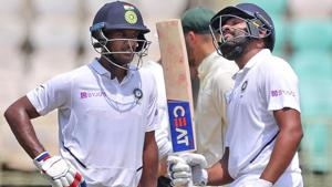 First time in 87 years! Rohit, Mayank achieve historic feat in Ranchi Test