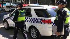 Two officers and two paramedics have been taken to the hospital after the incident. Image used for representational purpose only.(HT photo)