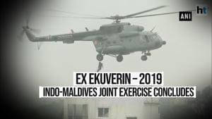 Ex Ekuverin – 2019 | Indo-Maldives troops participate in Joint Military Exercise