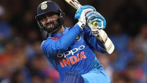 Well-suited to play Dhoni's role: Dinesh Karthik eyes T20 World Cup