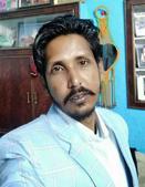 Gangster Vijay Sidhu alias Chote Lalla(HT PHOTO)