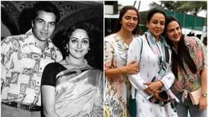 Hema Malini on marrying Dharmendra: 'His first wife, children never felt my intrusion in their lives'