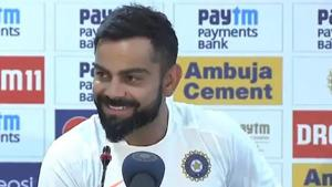 India vs South Africa: Virat Kohli's answer to question on meeting Dhoni  leaves reporters in splits