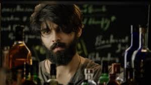 Dhruv Vikram as Adithya Varma in the Tamil remake of hit Telugu film, Arjun Reddy.