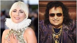Bappi Lahiri and Lady Gaga have reportedly recorded two songs together.(Instagram)