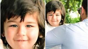 Kareena Kapoor's son Taimur is a favourite of the paparazzi.(Instagram)