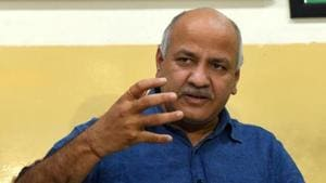 Manish Sisodia asks Delhi school principal not to follow foreign education system