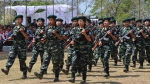 Delhi is close to signing a final peace agreement with a section of the Naga groups such as the Naga National Political Groups, but this does not include the NSCN (I-M)(Corbis via Getty Images)