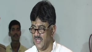 Jailed Cong leader DK Shivakumar granted bail in money laundering case