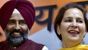 Congress clueless about Navjot Kaur Sidhu's status
