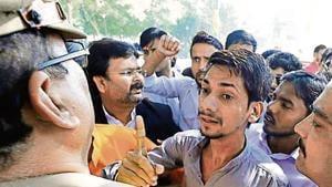 Two men suspected of killing Kamlesh Tiwari arrested