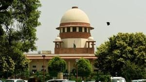 The apex court said it had rejected all submissions of the telecom companies.(Amal KS/HT PHOTO)