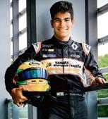 Racing Driver Jehan Daruvala believes that you cannot win without a winning attitude.