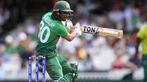 Mahmudullah of Bangladesh bats.(Getty Images)