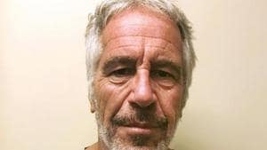 Jeffrey Epstein was found dead in New York's high-security Metropolitan Correctional Center on August 10 as he awaited trial on allegations that he trafficked girls as young as 14 for sex.(AP photo)