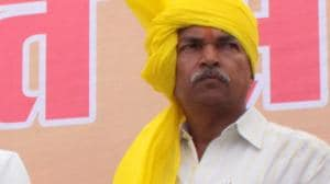 Controversial BJP MLA Surendra Singh on Thursday said Mughal and British era history should not be taught at the primary and high school level.(HT Photo)