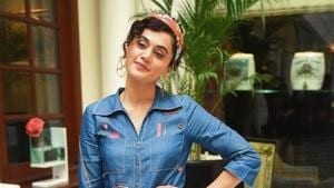 Taapsee Pannu says she will never star in a sex comedy.(HT Photo)