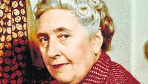 """Agatha Christie had worked as a nurse in a Red Cross hospital during World War I. In her autobiography, she writes of her slack periods when all she did was """"sit around in a room surrounded by poisons"""".(Getty Images)"""
